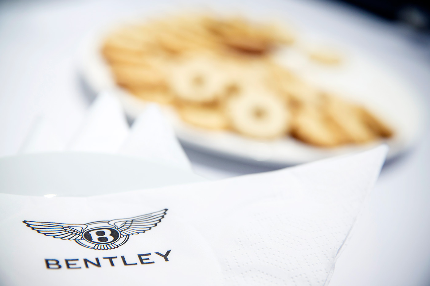 <p>Bentley Motors' hospitality at Goodwood Festival of Speed.</p>