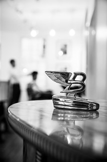 <p>Pankhurst Barbers, Soho, supported by Bentley Motors.</p>