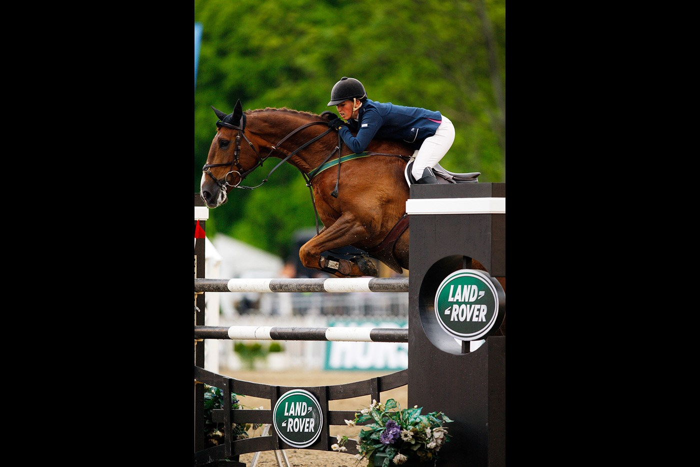 Royal Windsor Horse Show sponsored by Land Rover 4
